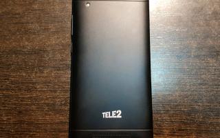 Купить смартфон теле2 недорогой но хороший