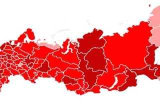 Карта где ловит мтс