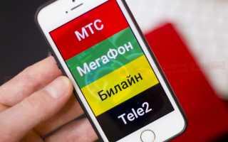 Какой тариф выбрать для мобильного телефона