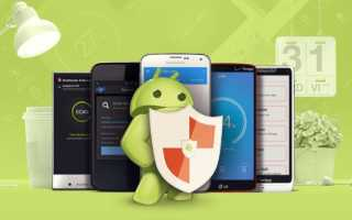 Топ бесплатных антивирусов для андроид