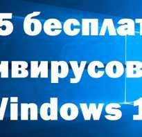 Список наиболее популярных антивирусных программ