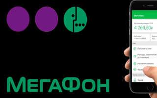 Как убрать все платные услуги на мегафоне